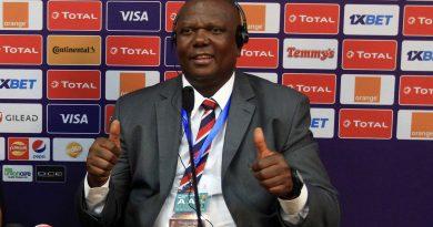 مدرب مدرب بوروندي