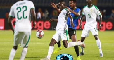 السنغال ضد أوغندا