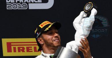 جائزة فرنسا الكبرى: هاميلتون يحرز المركز الأول وثنائية لمرسيدس