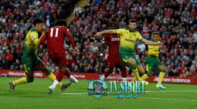 ليفربول ضد نوريتش سيتي