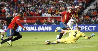 إسبانيا تسحق جزر فارو TV SPORT