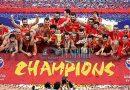 منتخب إسبانيا يتوج بلقب كأس العالم لكرة السلة