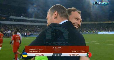 أوكرانيا تتعملق أمام نظيرتها البرتغال و تحسم التأهل
