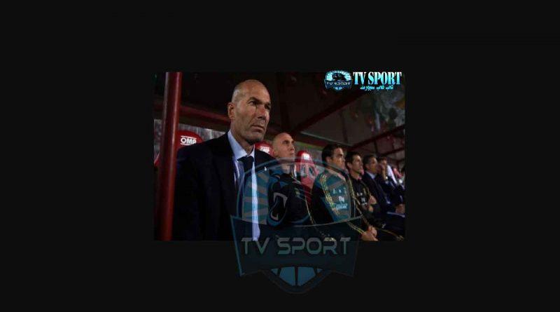 زيدان أمام شبح الإقالة من ريال مدريد