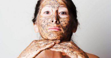 القهوة لإزالة الجلد الميت عن بشرتك