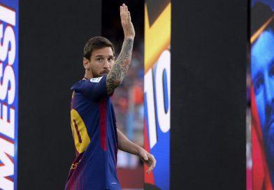 ميسي لم يبلغ برشلونة بعدم حضور التدريبات !