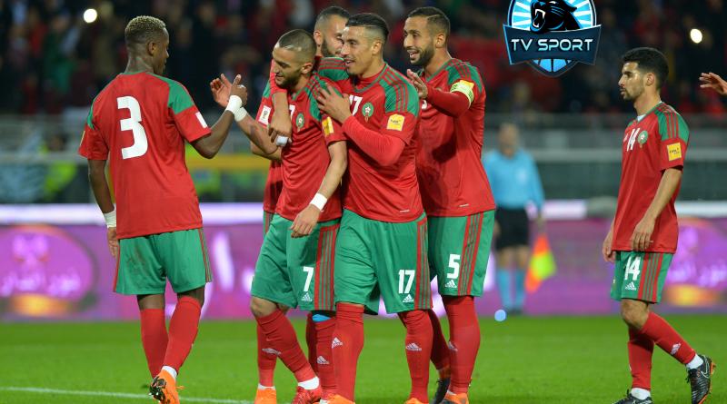 المغرب ضد جنوب إقريقيا