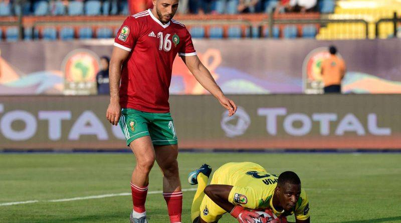 مباراة المغرب ضد ساحل العاج