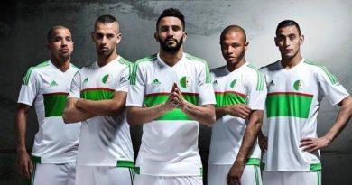 تشكيلة الجزائر المتوقعة لمواجهة كينيا
