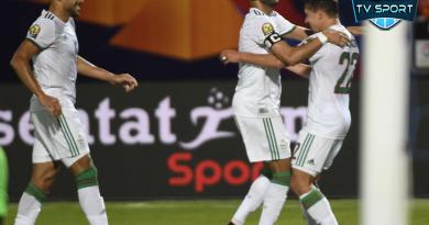 مباراة الجزائر ضد تنزانيا