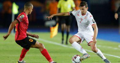 مباراة تونس ضد مالي