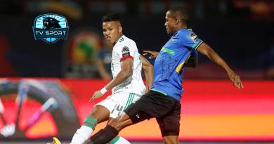 أهداف الجزائر ضد تنزانيا