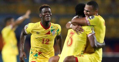 خسارة المنتخب المغربي امام بنين
