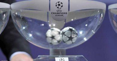 قرعة دوري الأبطال تحرج برشلونة