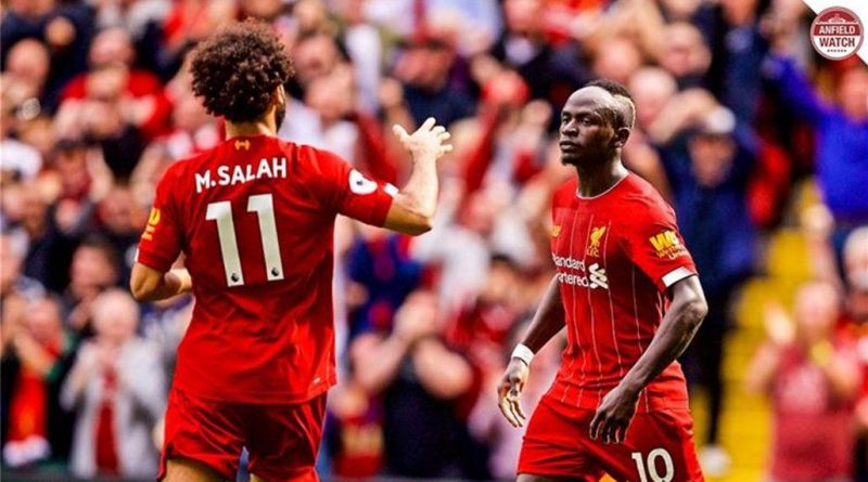 صلاح ومانيه يقودان ليفربول للفوز على نيوكاسل يونايتد