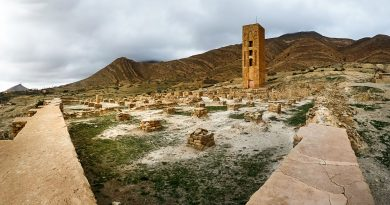 قلعة بني حماد